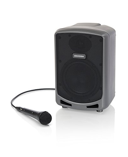 Samson Expedition Express Rechargeable Portable PA System with Bluetooth