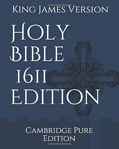 Compare Textbook Prices for Holy Bible: King James Version, 1611 Edition  ISBN 9781092996211 by James, King