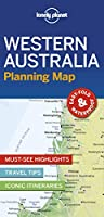 Lonely Planet Western Australia Planning Map 1 (Planning Maps)