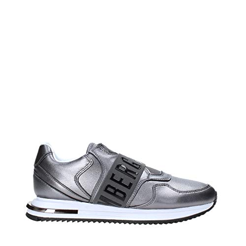 Dirk bikkembergs B4BKW0056 Zapatos Mujeres Gris 38