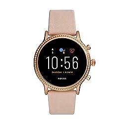 Fossil Damen Gen5 Smartwatch Uhr FTW6054