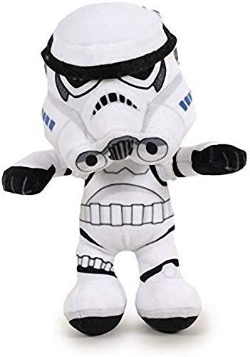 Famosa Peluche Stormtrooper Star Wars Soldado Imperial LA Guerra DE Las Galaxias 29 CM