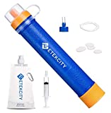 Etekcity Mini Water Purifier Filter Straw