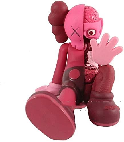 ¡Toys!KAWS Art Touchs Sillarse Sentado Diseecto Compañero Modelo de acción Figura Figurine / Decoración del hogar Dormitorio Ilustraciones Collectiable Modelo de juguete 8 'Decoraciones de oficina