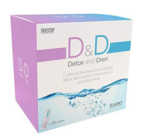 DETOX & DREN 20 STICKS