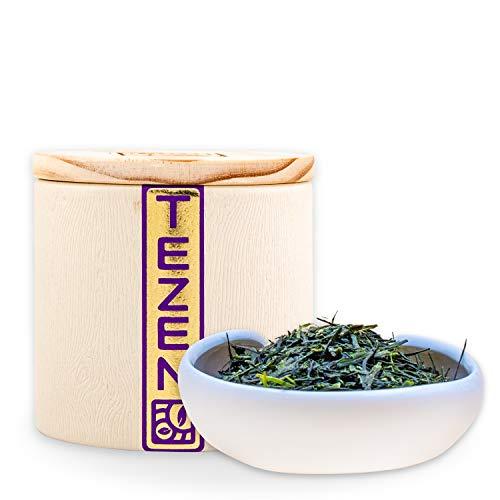 Sencha Tee der Frühlingssonne: Grüner Tee aus Japan | Hochwertiger japanischer Sencha Tee aus der Frühlingsernte (Shincha) 80g
