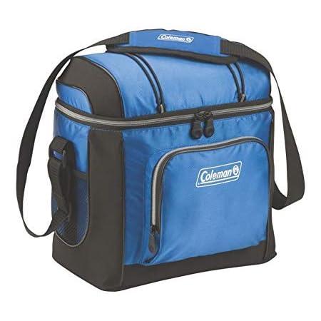 Coleman Soft Cooler Bag   16 Can Cooler, Blue