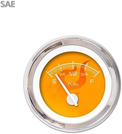 Aurora Instruments GAR187ZEXKABCD Ghost Leve Flame Orange Fuel Challenge the lowest price Max 73% OFF