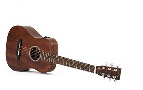 Guitarra Acústica/Electroacústica Travel Guitar Sigma TM-15E+ incl.Gigbag