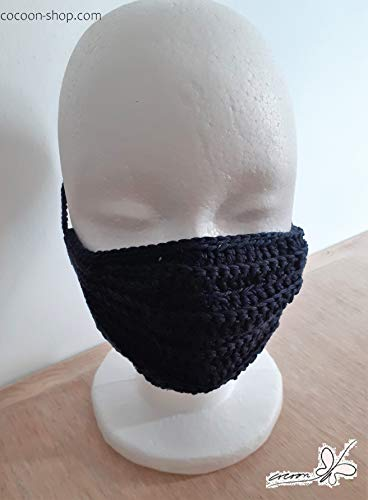 cocoon-shop : Mund- & Nasenschutz Maske Night