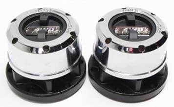 CPP Manual Locking Hub for Nissan D21, Frontier, Pathfinder, Pickup, Titan, Xterra
