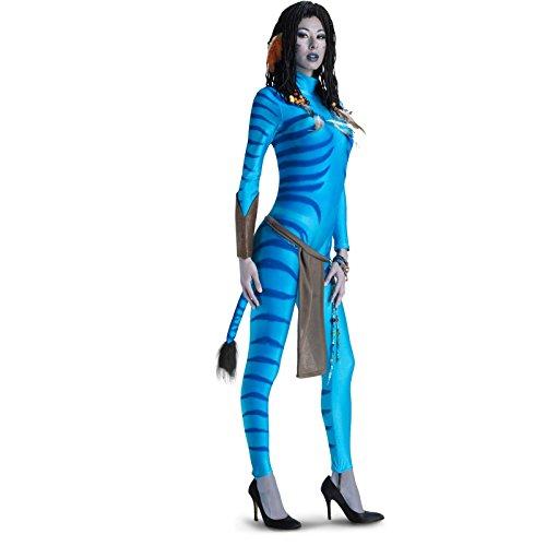 GGTBOUTIQUE - Mono Sexy para Mujer, diseño de Neytiri Avatar