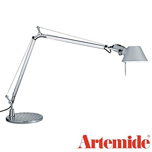 Artemide Tolomeo Lampada da Tavolo Base 23 cm A001000