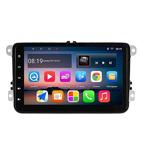 KKXXX S8 Car Stereo Navegación GPS Polo Golf 5 6