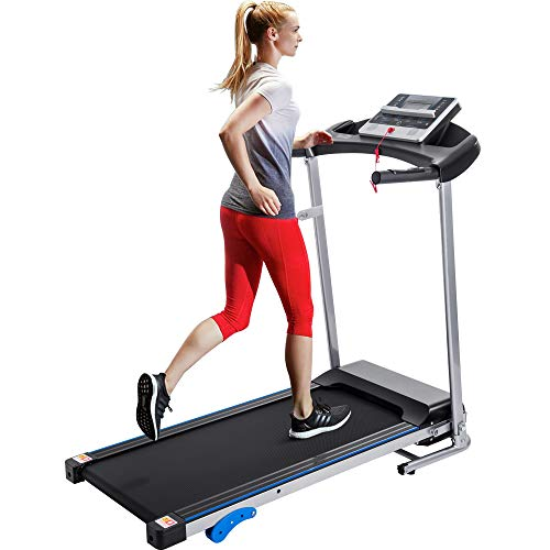 Merax Electric Folding Treadmill...