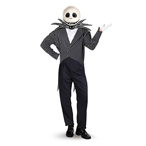 Disfraz 5761 Jack Skellington Deluxe Adult Costume