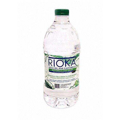 Agua de Mar Isotónica Stevia 6 Botellas 2 Litros
