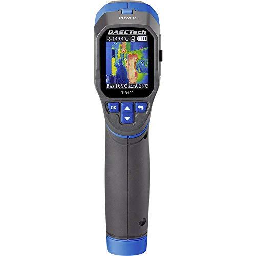 Basetech Wärmebildkamera -20 bis 450 °C 32 x 32 Pixel 9 Hz integrierte Digitalkamera