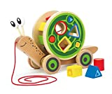 Jape Pull and Play Shape Sorter