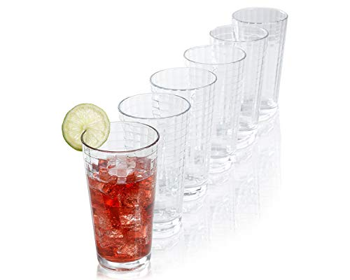 Tivoli Scotch Verres à Eau- 365 ML -...
