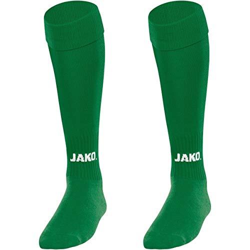 JAKO, Calzettoni Uomo Glasgow 2.0, Verde (Sportgrün), 43-46