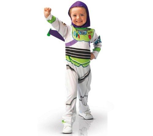Rubie's-déguisement officiel - Toy Story - Déguisement Toy Story Buzz l'éclair Garçon -Taille L- 154629L