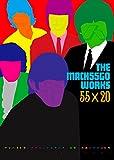 THE MACH55GO WORKS 55x20-マッハ55号がデザインするアニメ・音楽・書籍の世界-