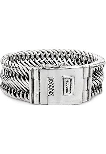 Buddha to Boeddha Unisex armband 925 zilver One Size 86894351