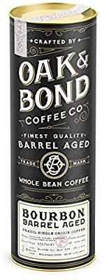 Bourbon Barrel Aged Coffee, Scotch Whisky Barrel Aged Coffee, Cabernet Sauvignon Red Wine Barrel Aged, Rye Whiskey Barrel Aged Coffee, Whole Bean