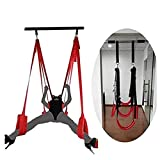QJBK Hold Up to 600 Lbs Couple Šwings Set Sêx Šwivel Šwing for Ǎdult Indoor Activities Easy to Install