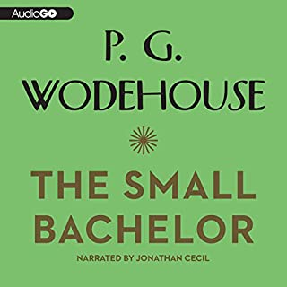 The Small Bachelor audiobook cover art
