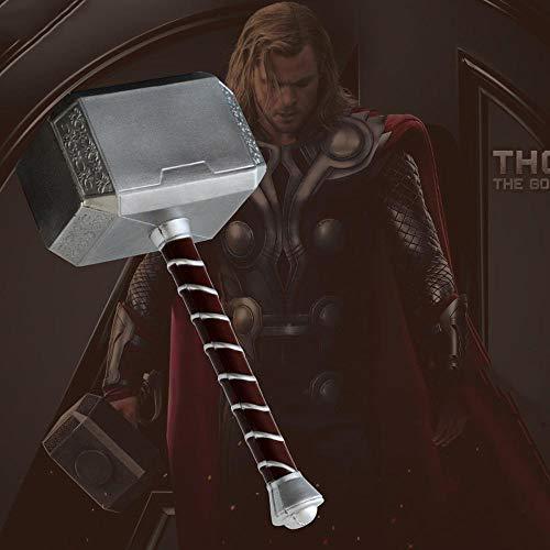 Marvel Avengers Thor Quake Reducción De Proporción 1: 1 para COS Rendimiento En La Etapa De Tiro