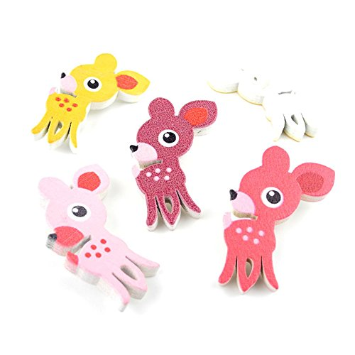Best Price 1000x Arts Crafts Flatback Colorful Lovely Clothing Accessory Decoration Cute Cartoon DIY...
