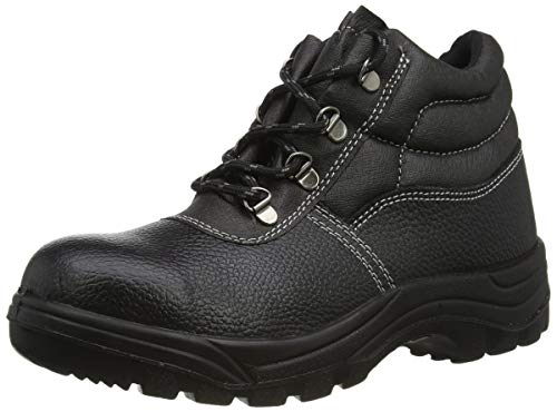 Himalayan 1415 Dual Density Leather Upper Safety Boot with Steel Toe Cap...