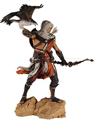 KSB-toy Action Figure, Spielzeug Modell Anime Assassin's Creed Beck Modell Modellierung Szene Ornamente Souvenirs/Sammlerstücke/Handwerk 26 cm Spielzeug Statue