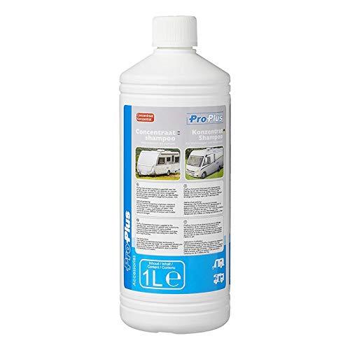 Concentraat shampoo 1 liter voor caravan en camper