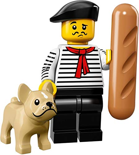 Lego Minifigures Series 17 - #9 CONNOISSEUR Minifigure - (Bagged) 71018