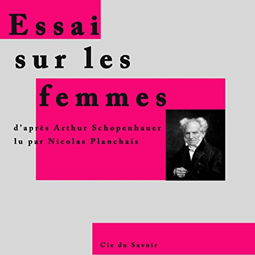 Essai sur les femmes audiobook cover art