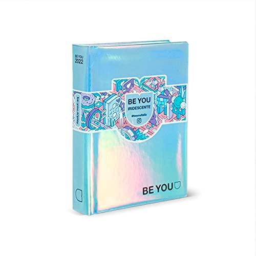 Be You Diario Color Easy 2021/2022 - By Be You Italia Giochi Preziosi (Iridescente)