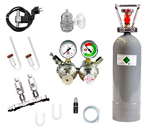 Hiwi - Impianto CO2 2000 Ultimate PRO Fino a 800 L