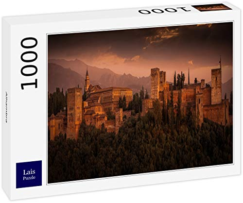 Puzzle Alhambra 1000 Piezas