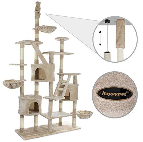 Happypet CAT013-3 Katzenbaum deckenhoch - 3