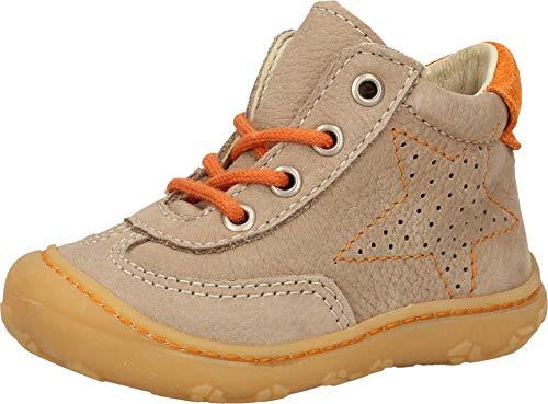 RICOSTA 12.23900 - Zapatos bajos para niña, color Beige, talla 19 EU