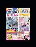 Dos agujas: Ajuar para bebés (Spanish Edition)
