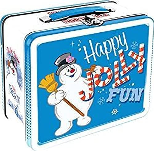 nuevo estilo Aquarius Frosty The Snowman Snowman Snowman Gen 2 Tin Fun Box Novelty by Aquarius  Web oficial