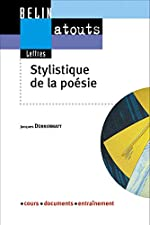 Stylistique de la poésie de Jacques Dürrenmatt