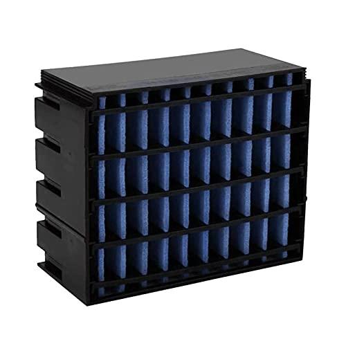 XIAOFANG 10 Teile/Satz Filterelement Lüfter Ersatzteile für Luftkühler tragbarer Mini-Luftbefeuchter USB Kühlklimaanlage
