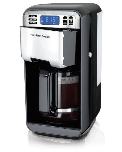 Glass Carafe of Hamilton Beach 46201 12 Cup Digital Coffeemaker
