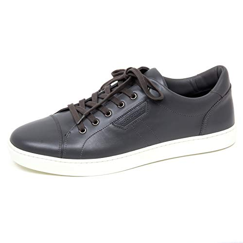 F0498 Sneaker Uomo Dark Grey DOLCE&GABBANA D&G Scarpe Shoe Man [40]