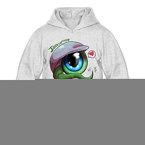YQUE Men's Jacksepticeye Sam Best Friends Hoodies Hooded Sweatshirt Size M White